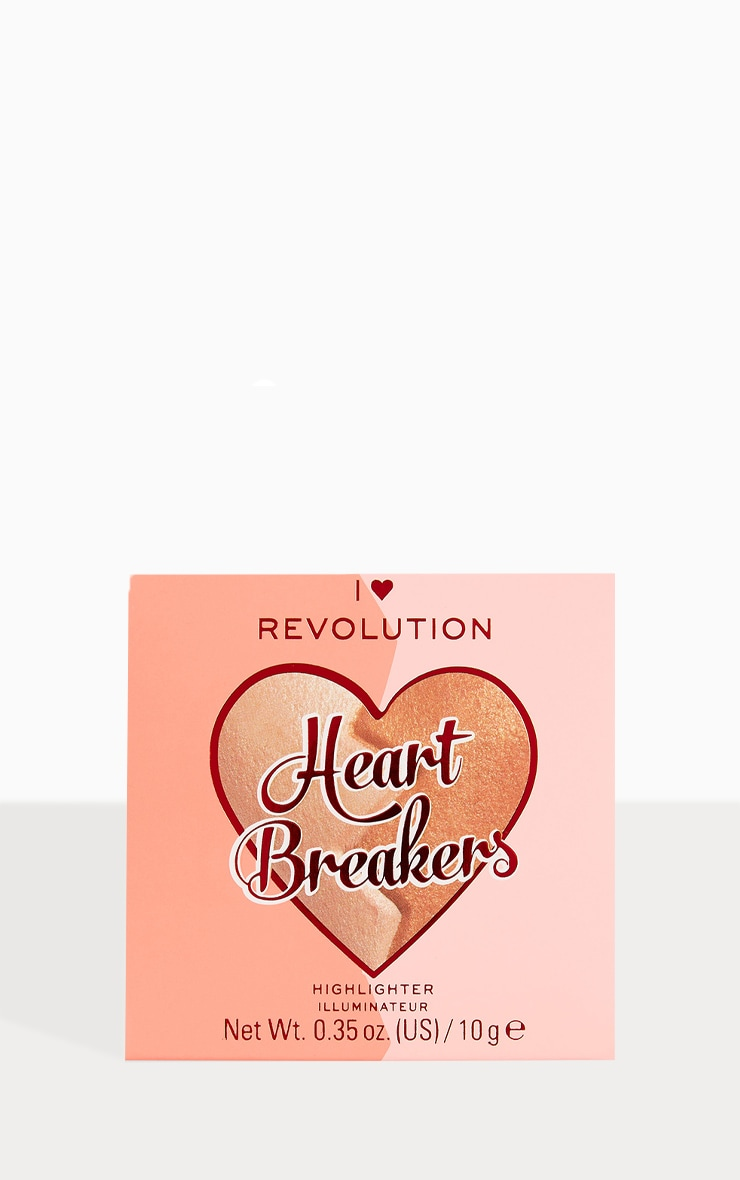 I Heart Revolution Heartbreakers Highlighter Wise 2