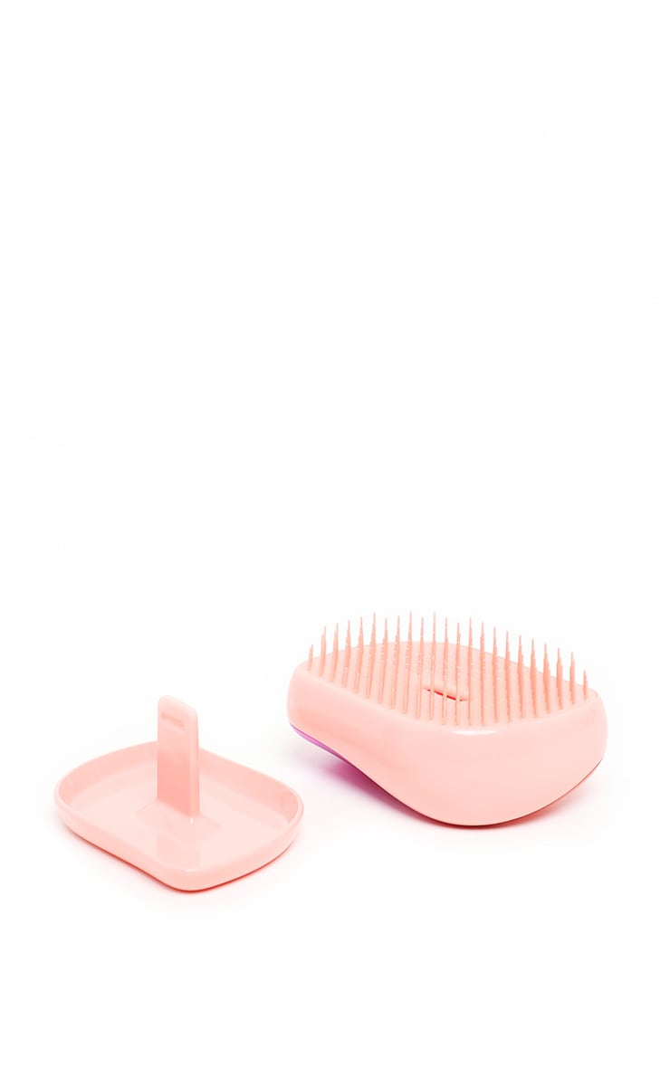 Tangle Teezer - Brosse compacte rose ombré cerise 3