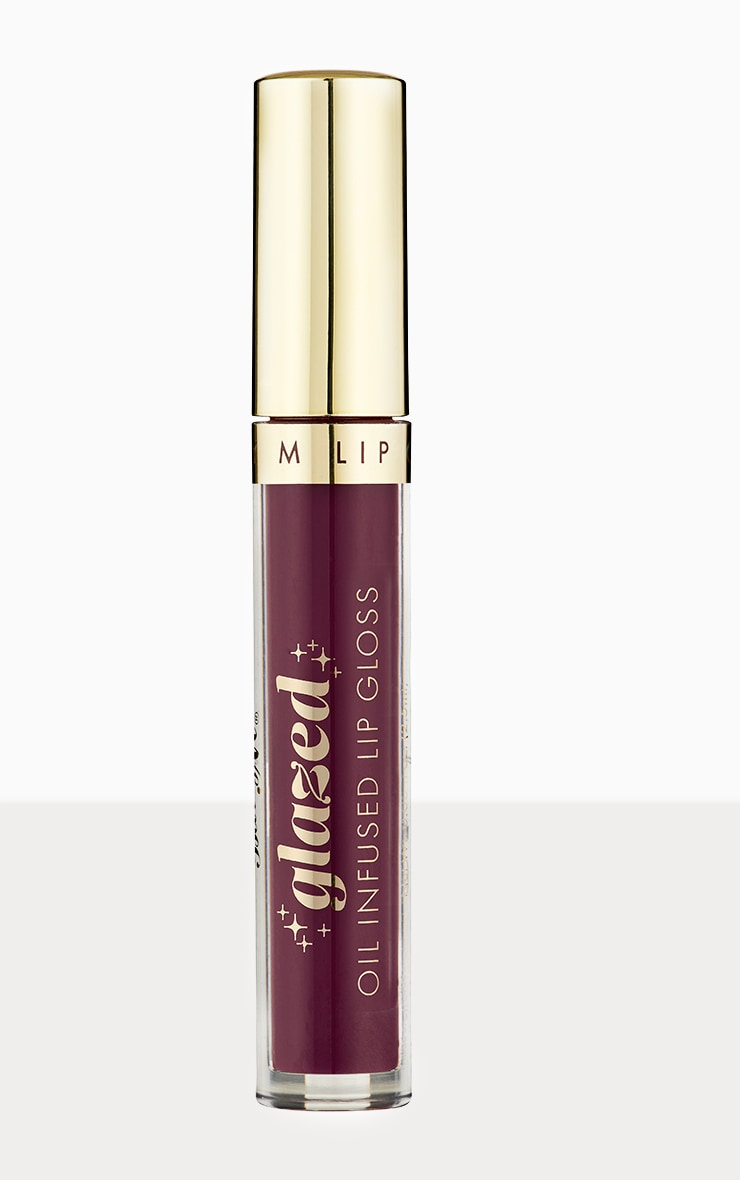 Barry M Glazed Oil Infused Lip Gloss So Tempting 2