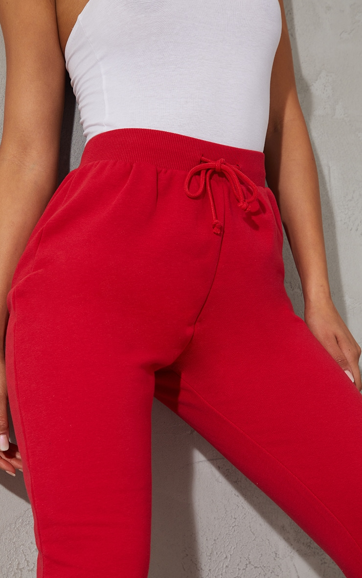 Red Ultimate Sweat Joggers 4