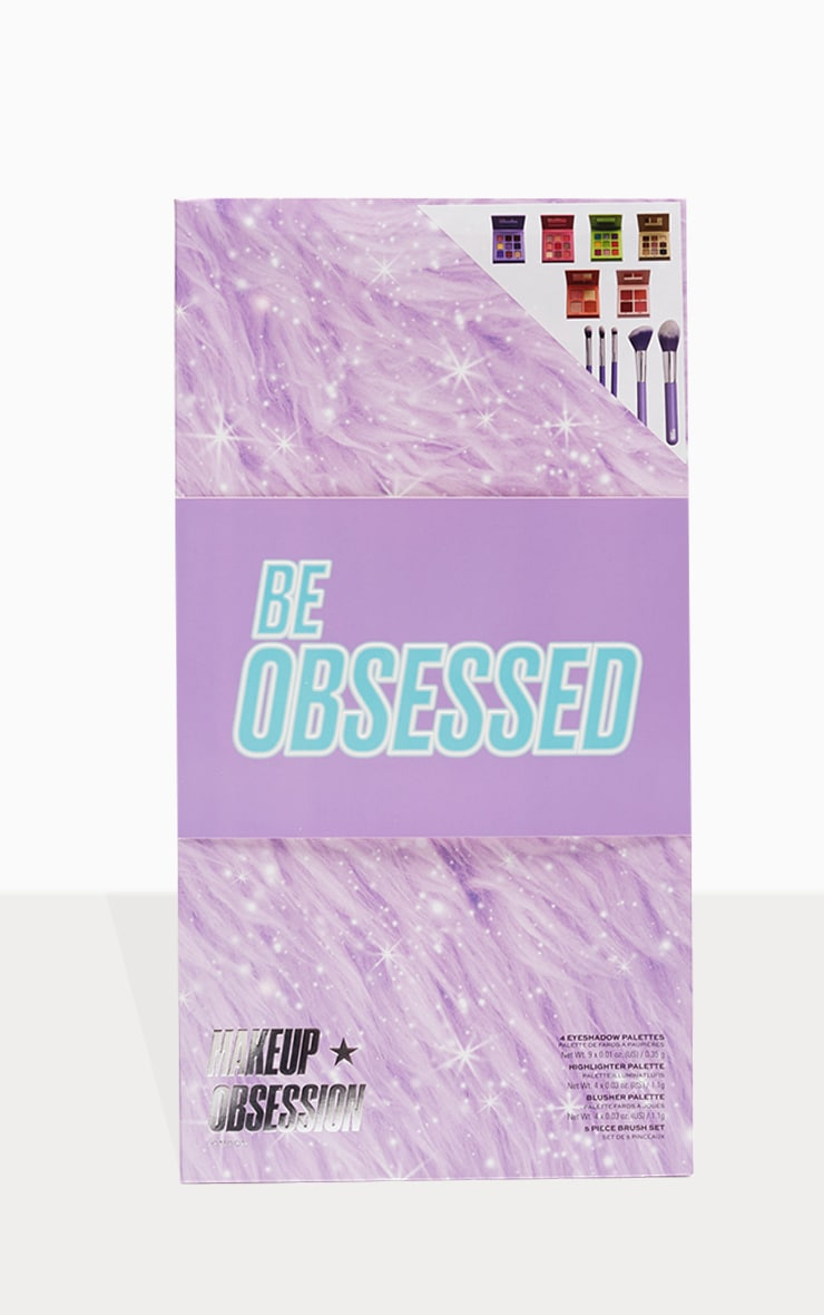 Makeup Obsession Be Obsessed Palette Vault 2