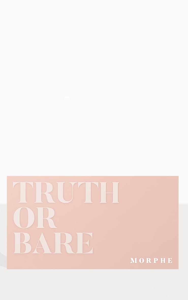 Morphe 18T Truth Or Bare Artistry Eyeshadow Palette 2
