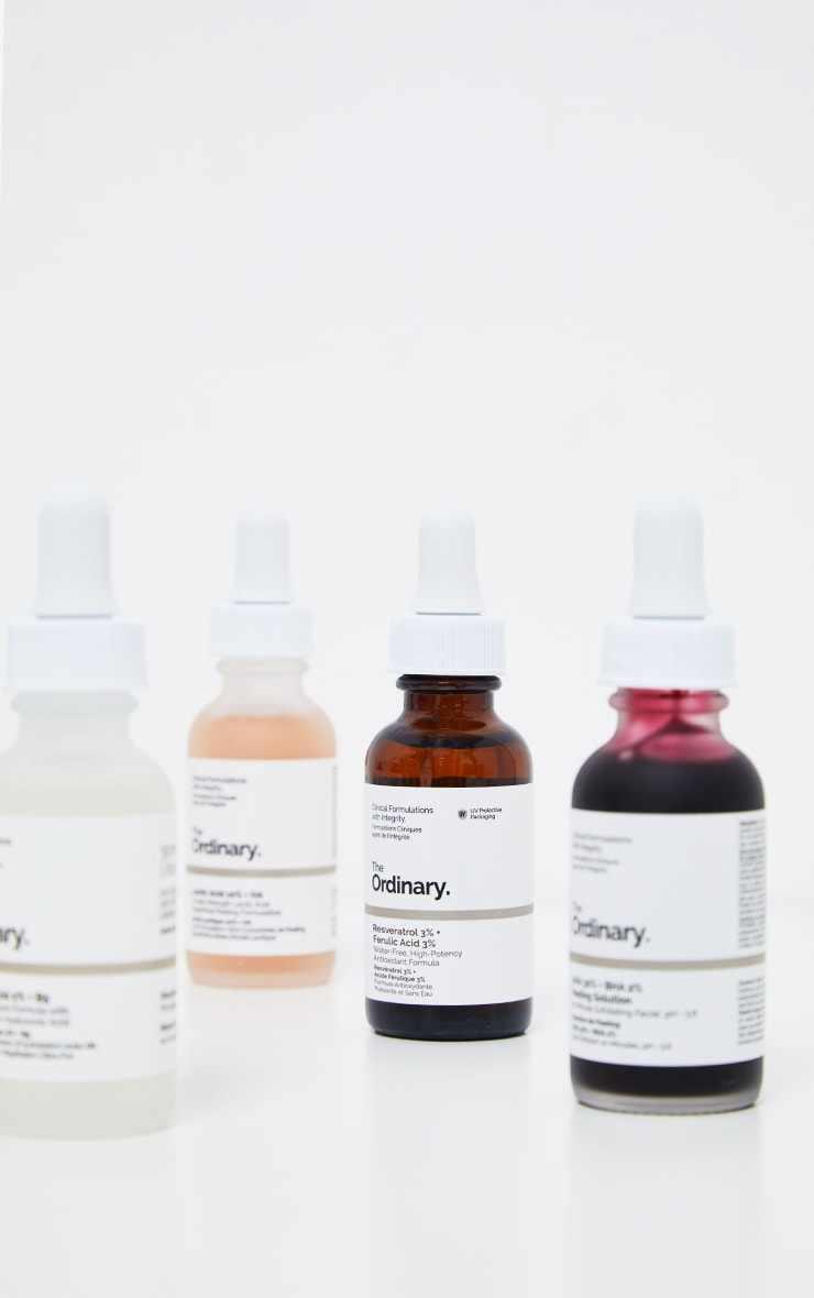 The Ordinary Resveratrol 3% + Ferulic Acid 3% 3