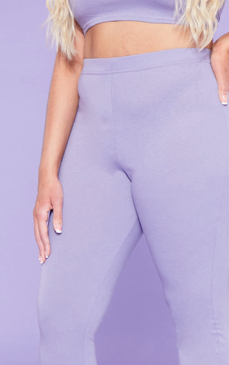 RECYCLED Plus Violet Leggings 5