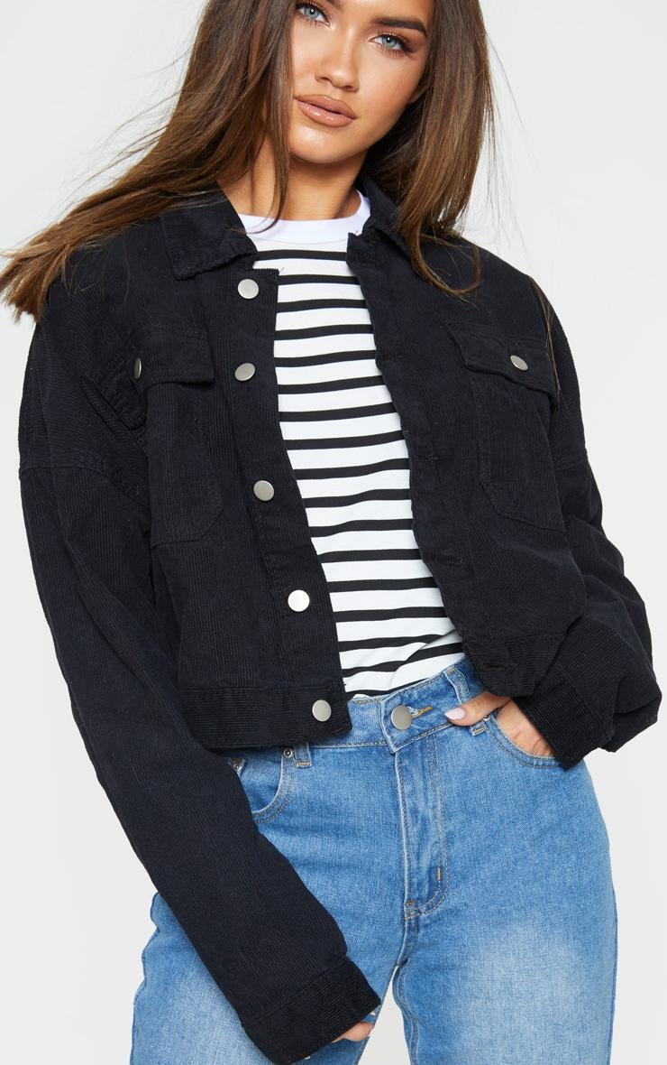Black Cord Jacket 5