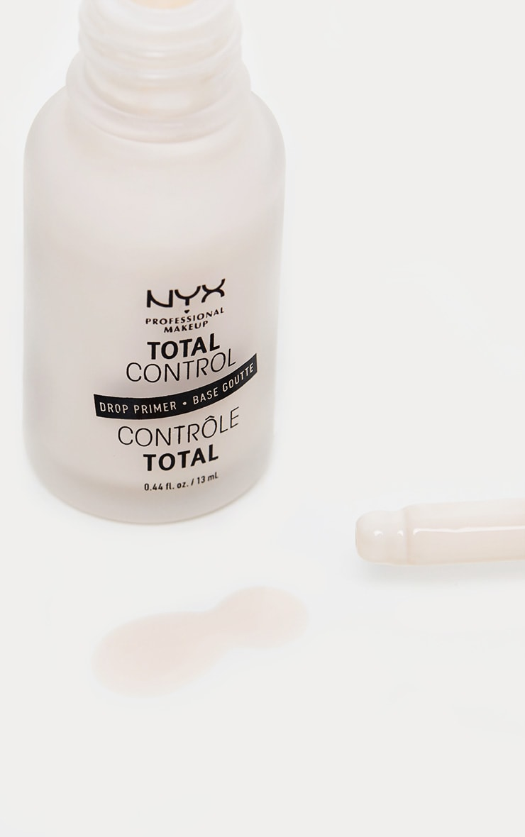 NYX Professional Makeup Total Control Drop Primer  3