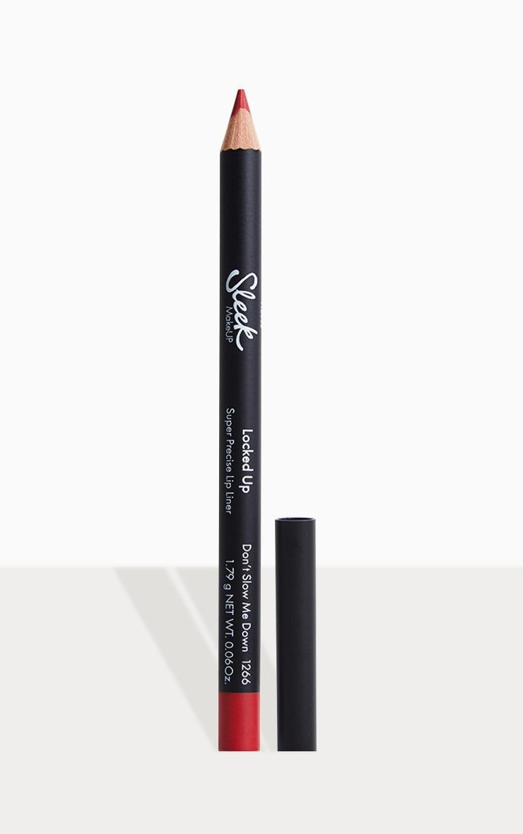 Sleek MakeUP Locked Up Super Precise Lip Liner Don't Slow Me Down 1