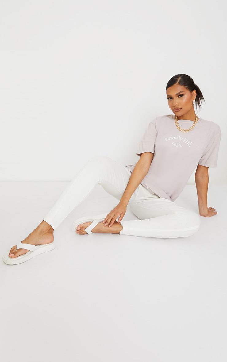 Sand Beverly Hills Printed T Shirt 3