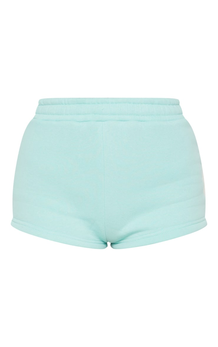 Mint High Waist Sweat Hotpants 6