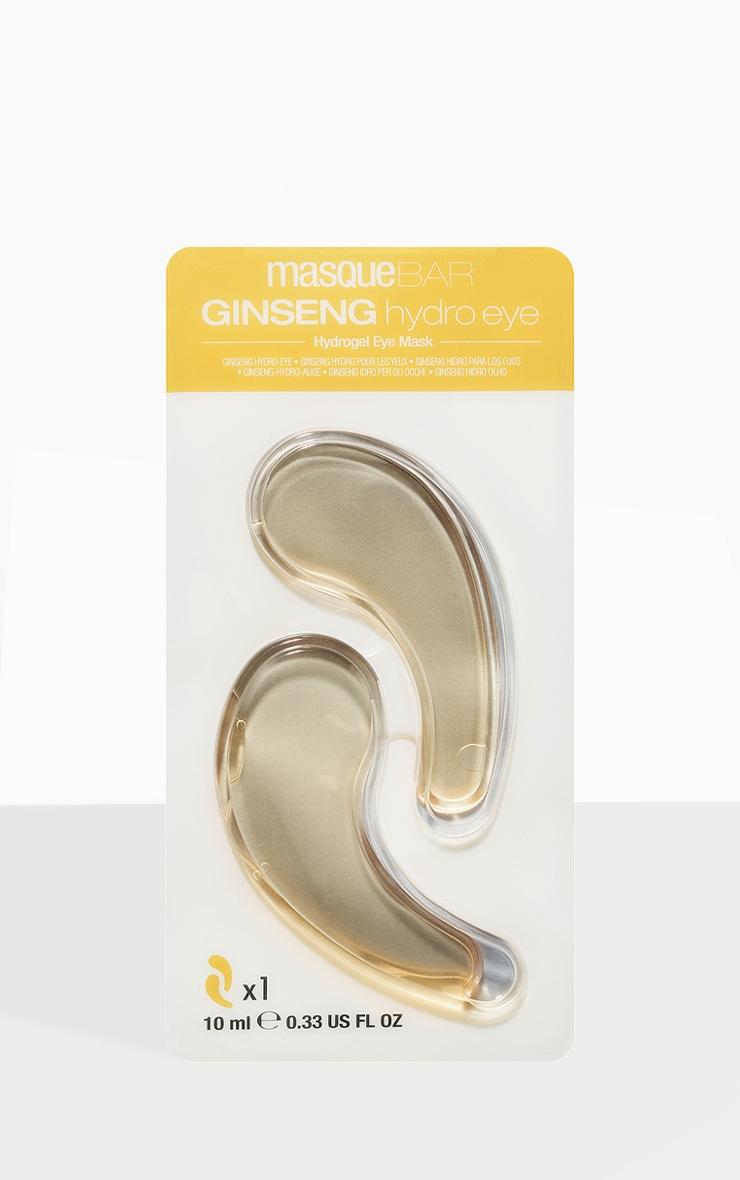 Masque Bar Ginseng Hydro Gel Eye Patch 2