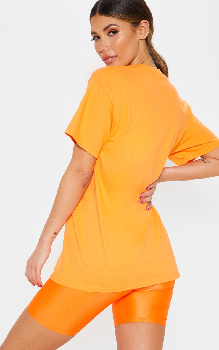 Tangerine Tokyo Oversized T Shirt 2