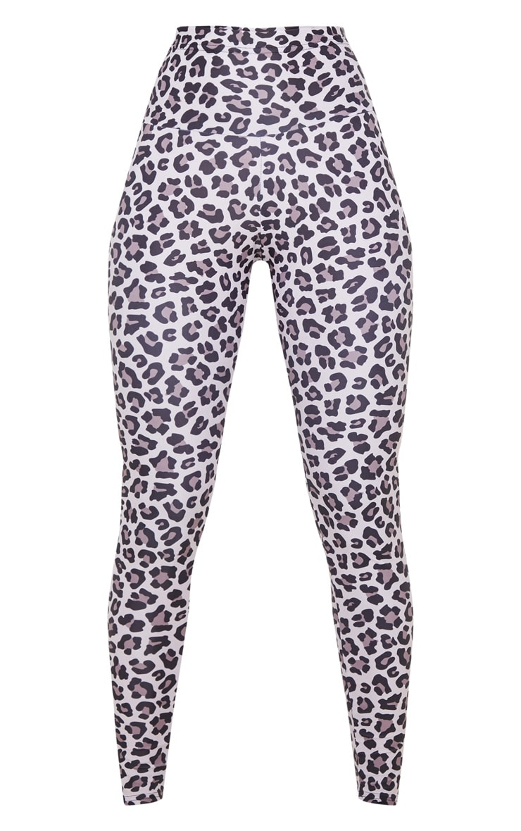 Leopard High Waist Gym Legging 3