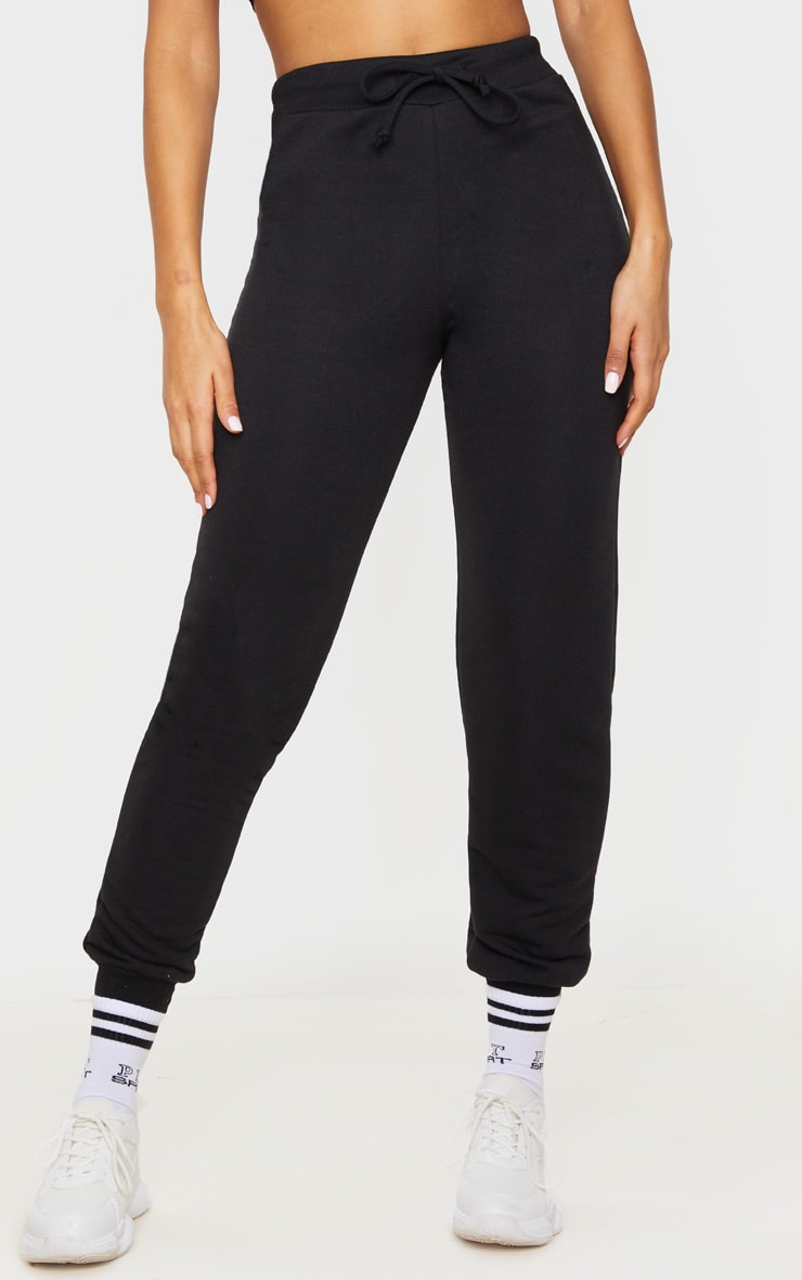 Black Ultimate Sweat Joggers  2