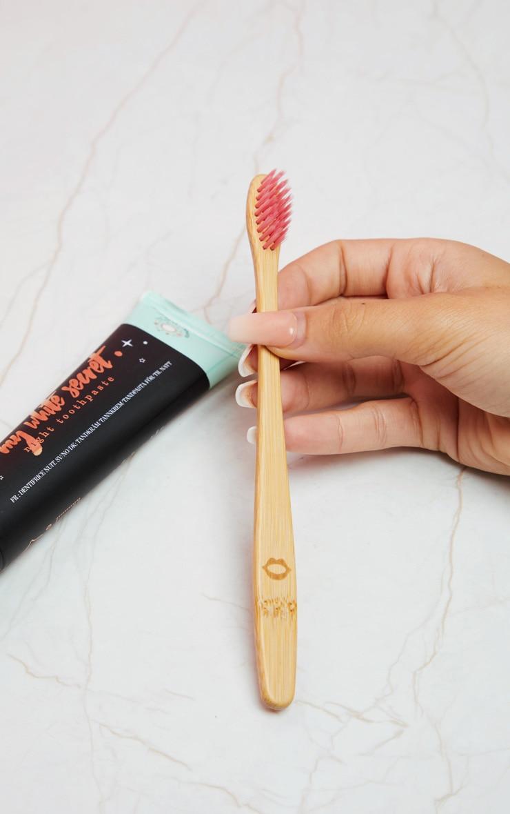 My White Secret Bamboo Tooth Brush 3