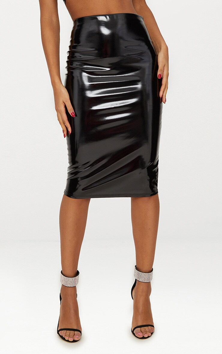Outrageous Fortune Plus wrap front pu midi skirt in black. £ ASOS DESIGN midi skirt with kickflare in polka dot print. £ River Island Plus faux leather midi skirt in black. £ ASOS DESIGN mix & match pencil skirt. £ MIX & MATCH. Fashion Union Knitted Pencil Skirt .