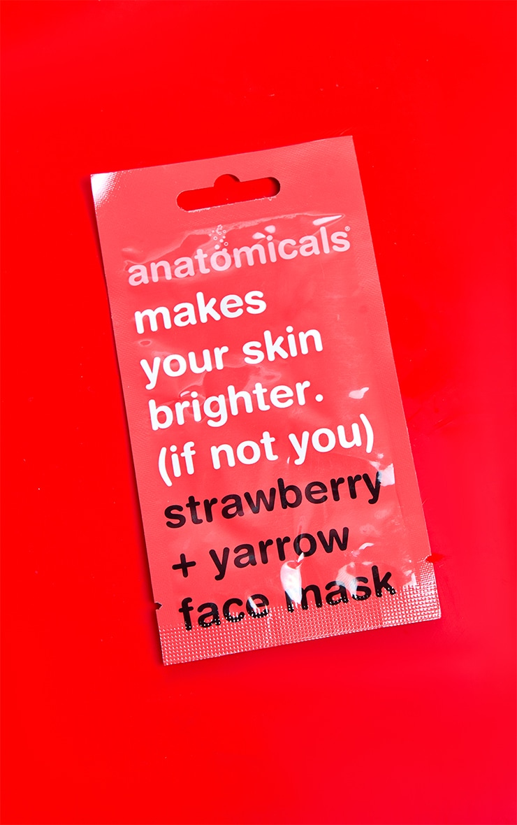 Anatomicals Makes Your Skin Brighter (If Not You) Face Mask 3