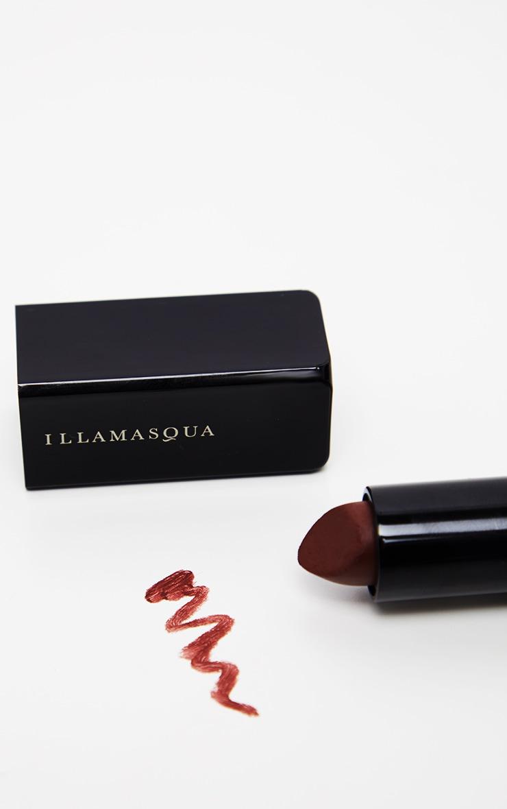Illamasqua Nude Collection Antimatter Lipstick Elara 4