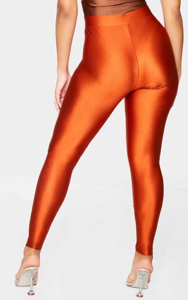 Rust Disco Pants 3