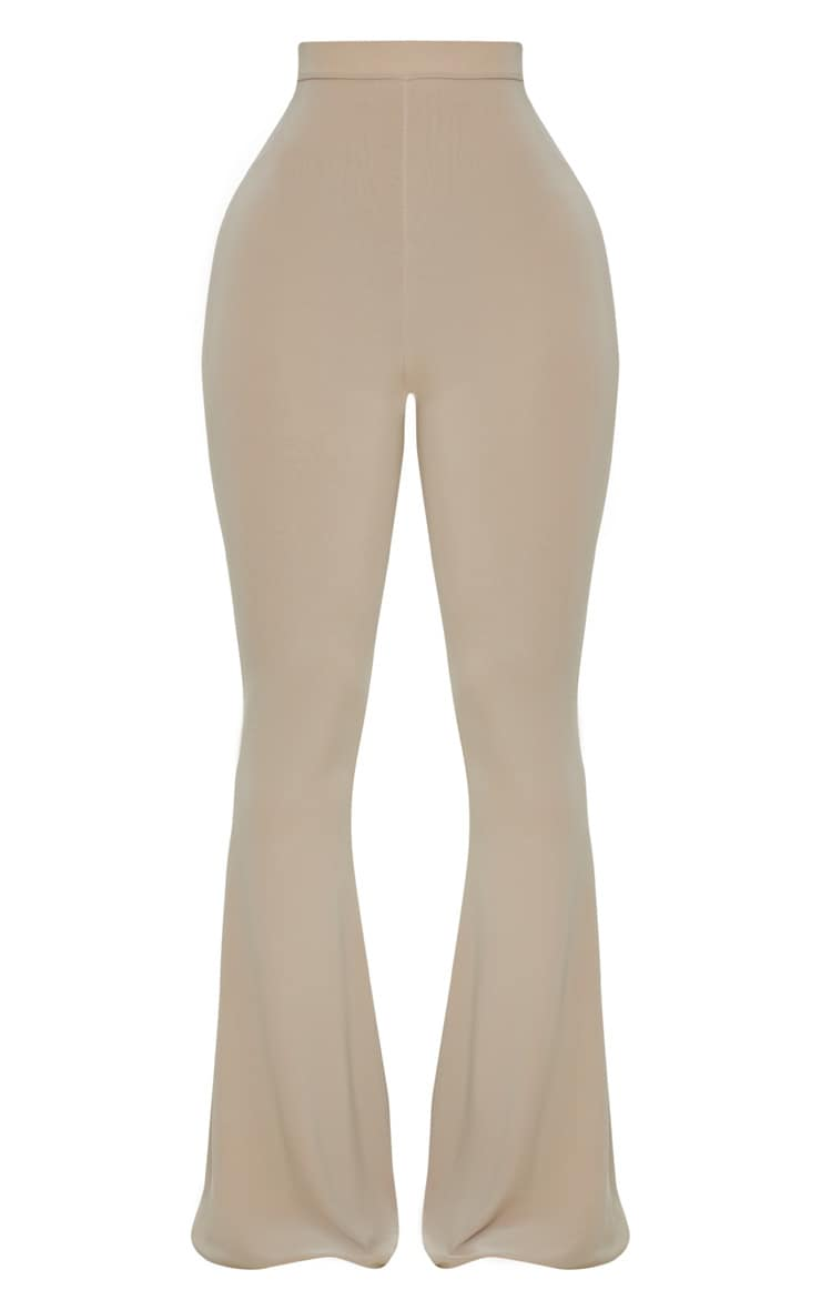 Shape Stone Slinky Flared Trousers 3