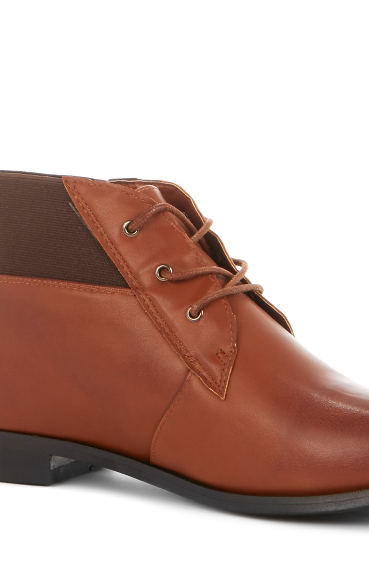 Zaya Tan Shoe Boot 3