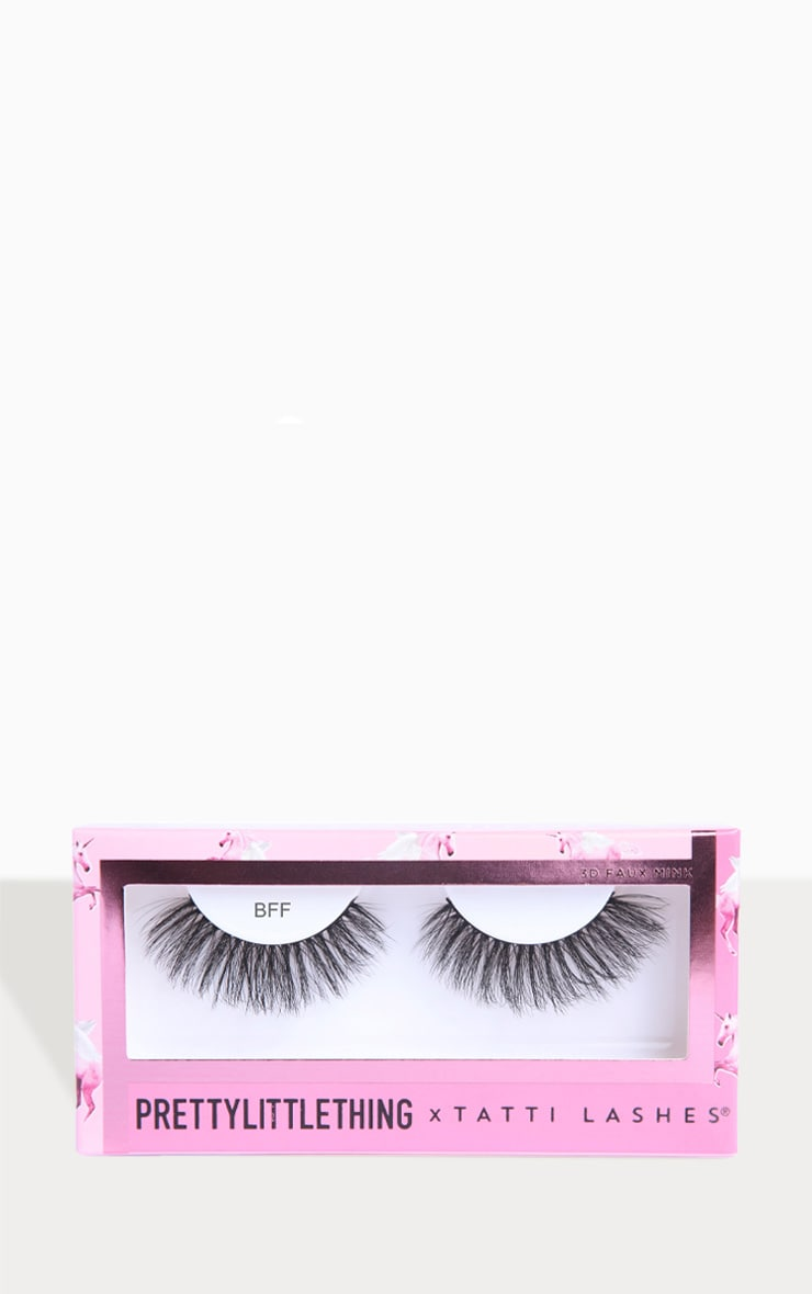 PRETTYLITTLETHING X Tatti Lashes BFF 4