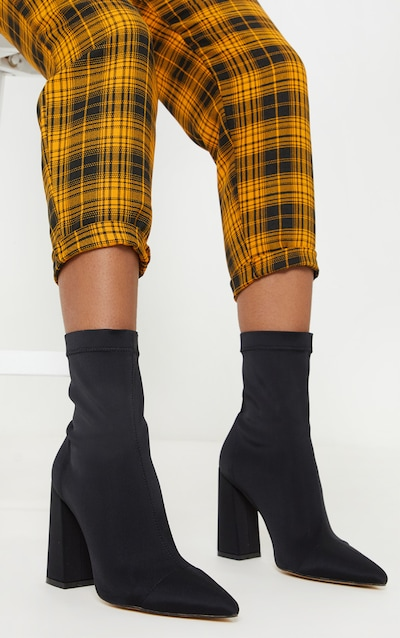 878f9048207d Black Point Lycra Sock Boot