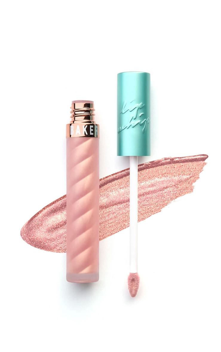 Beauty Bakerie Rose Pose Metallic Lip Whip 4
