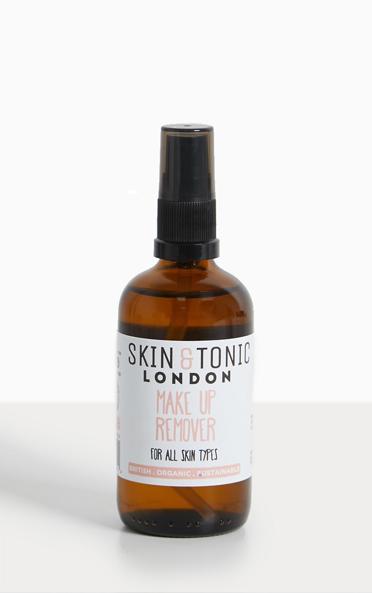 Skin & Tonic London Make Up Remover  5