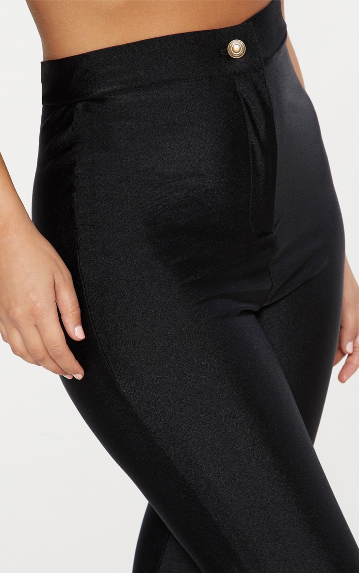 Black Disco Trouser 5