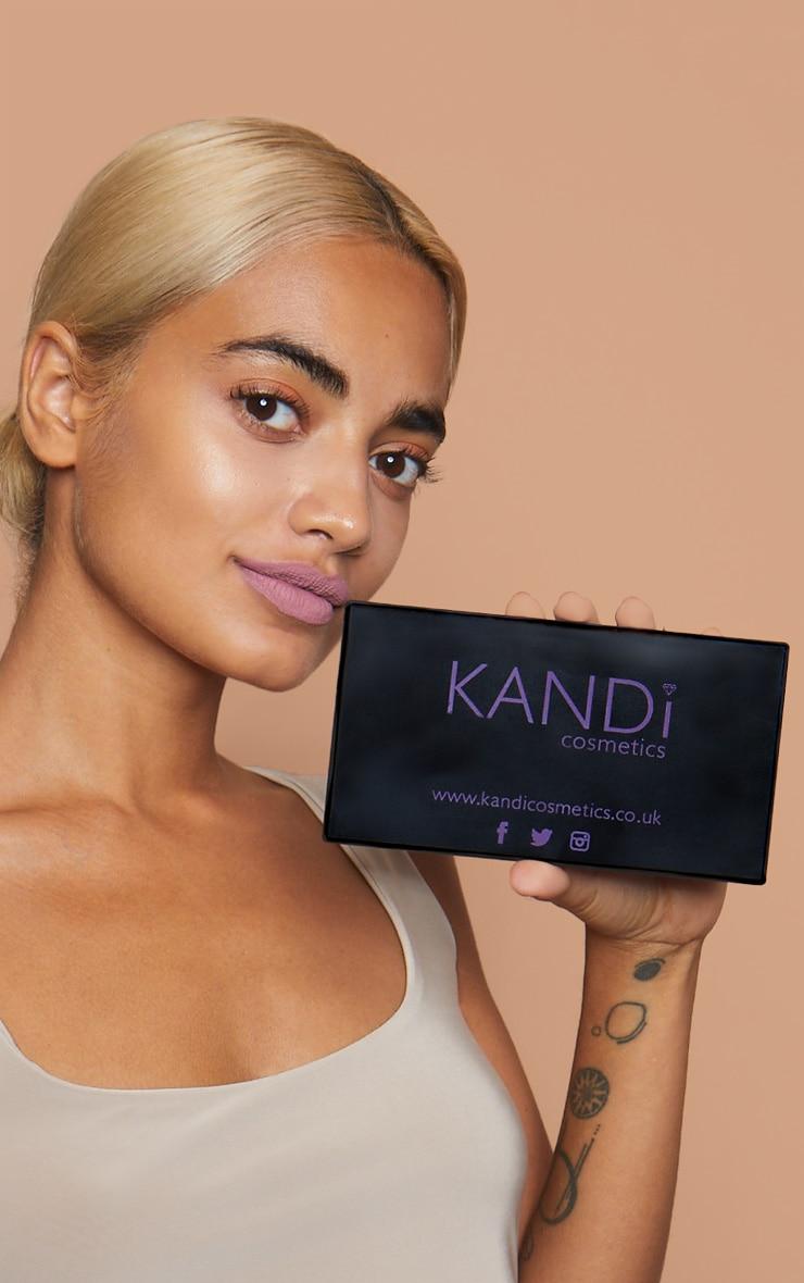 Kandi Cosmetics Ellie Eyeshadow Palette 4
