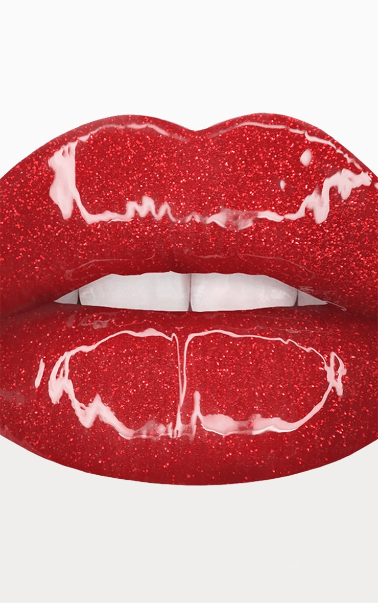 Lime Crime Chart Toppers Wet Cherry Lip Set 4