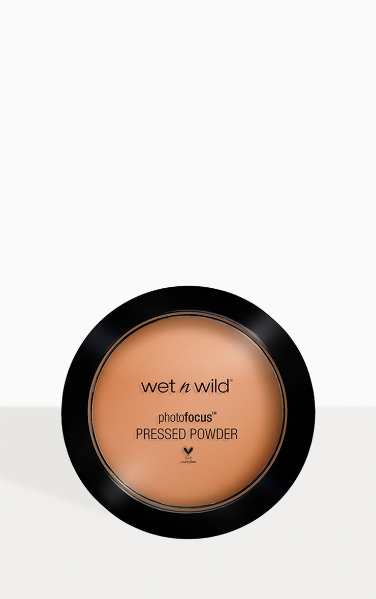 wet n wild Photo Focus Pressed Powder Golden Tan 1