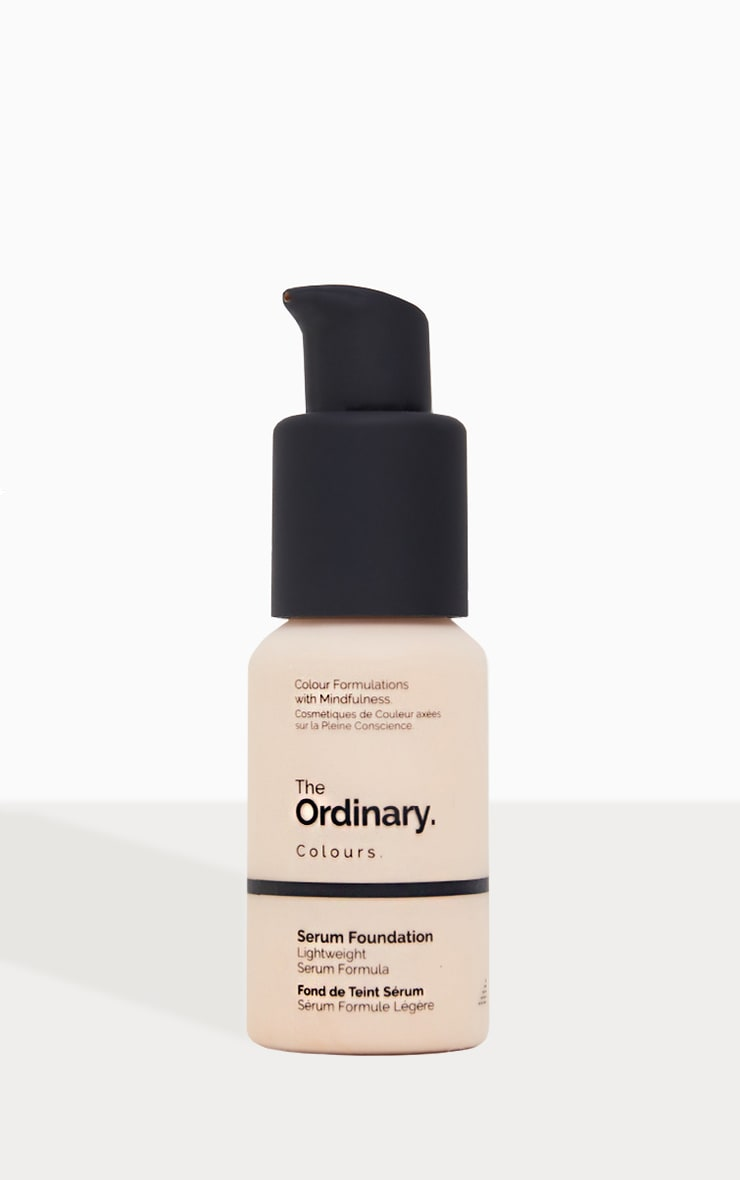 The Ordinary - Fond de teint sérum 1.0P 1