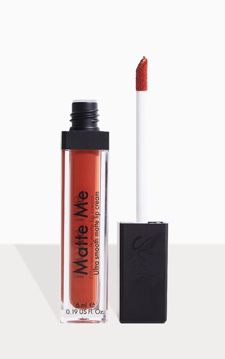 Sleek MakeUP Matte Me Lip Cream Hellacious 1
