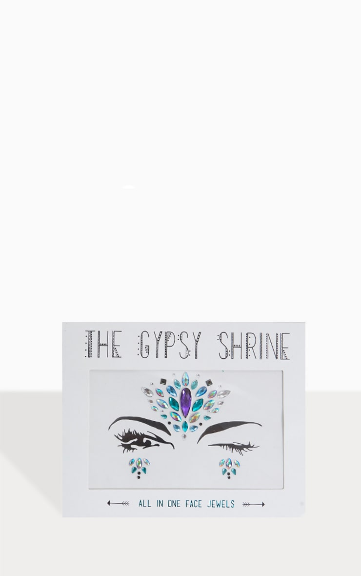 The Gypsy Shrine Disco Night Face Jewels 1