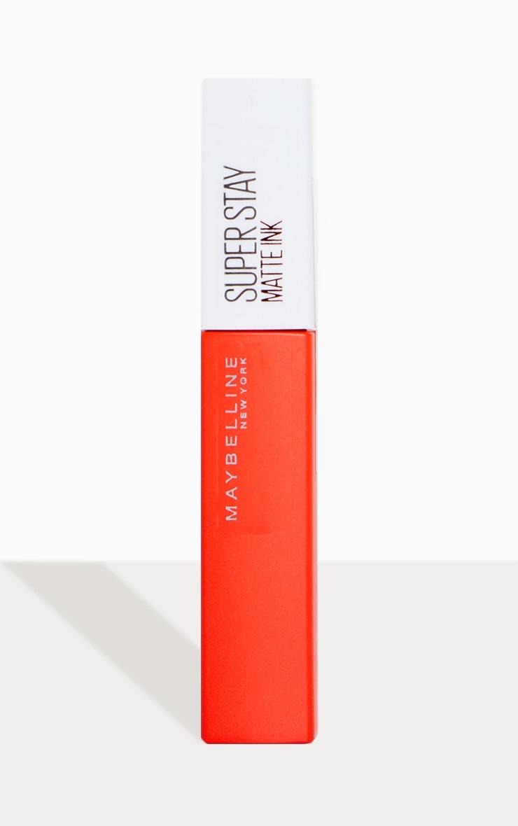 Maybelline SuperStay Matte Ink Lipstick 25 Heroine 2
