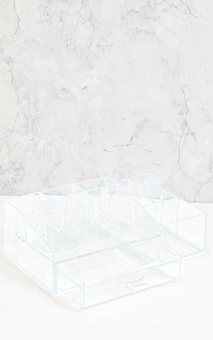 Technic Clear Cosmetics Organiser 2