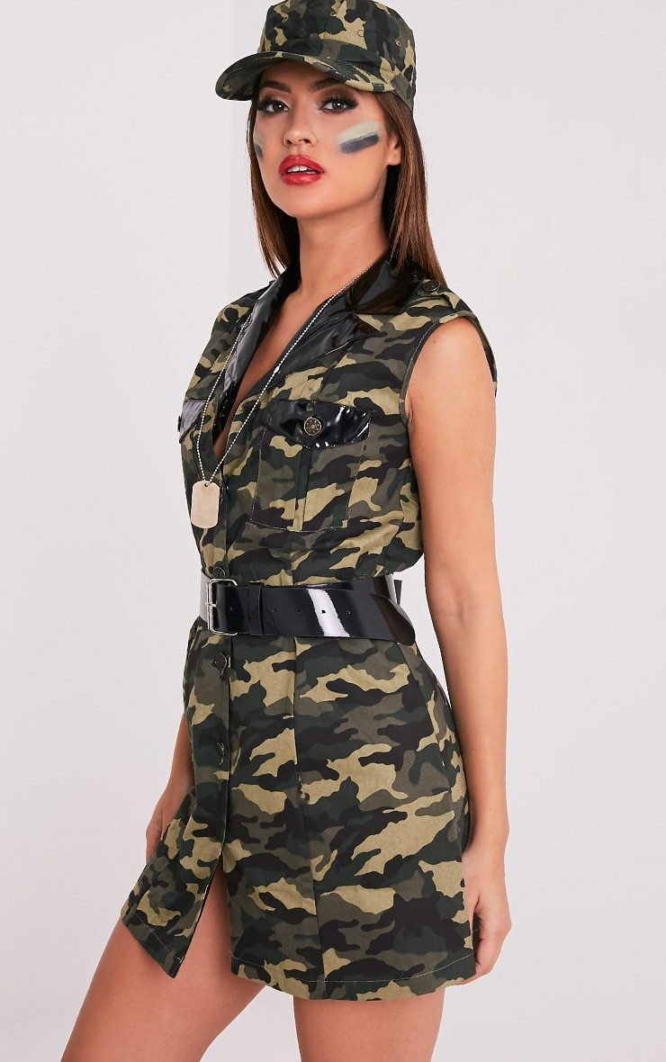 Costume de militaire 3