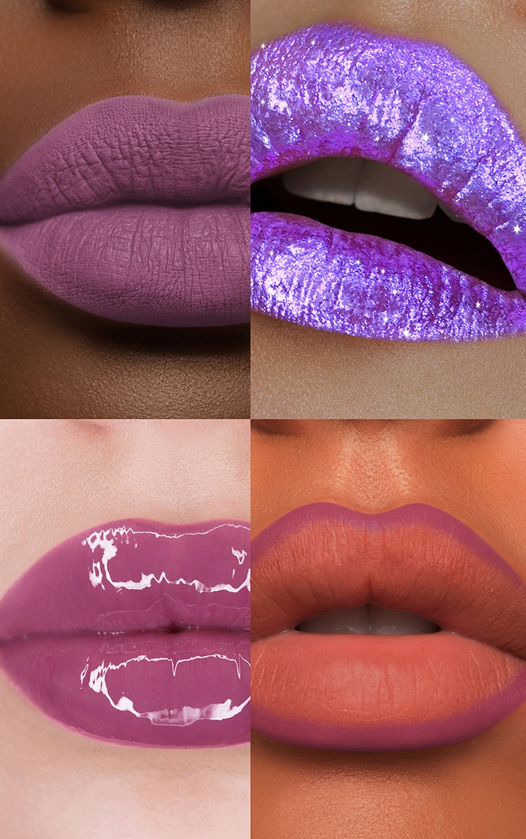 Lime Crime Best of Lip Mauves 4