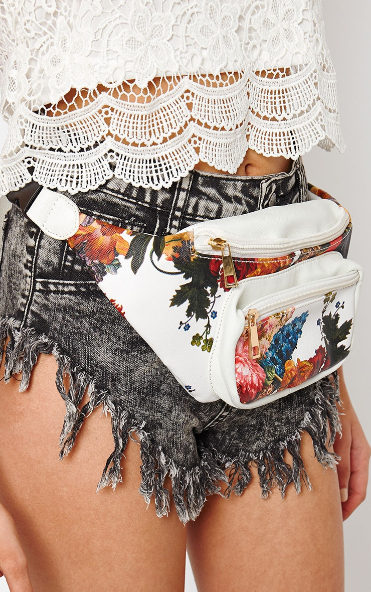 Brogan Floral Bum Bag 5