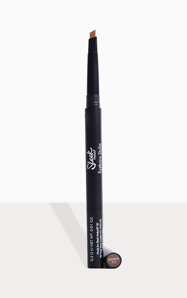 Sleek MakeUP Medium Brow Stylist Pencil 2