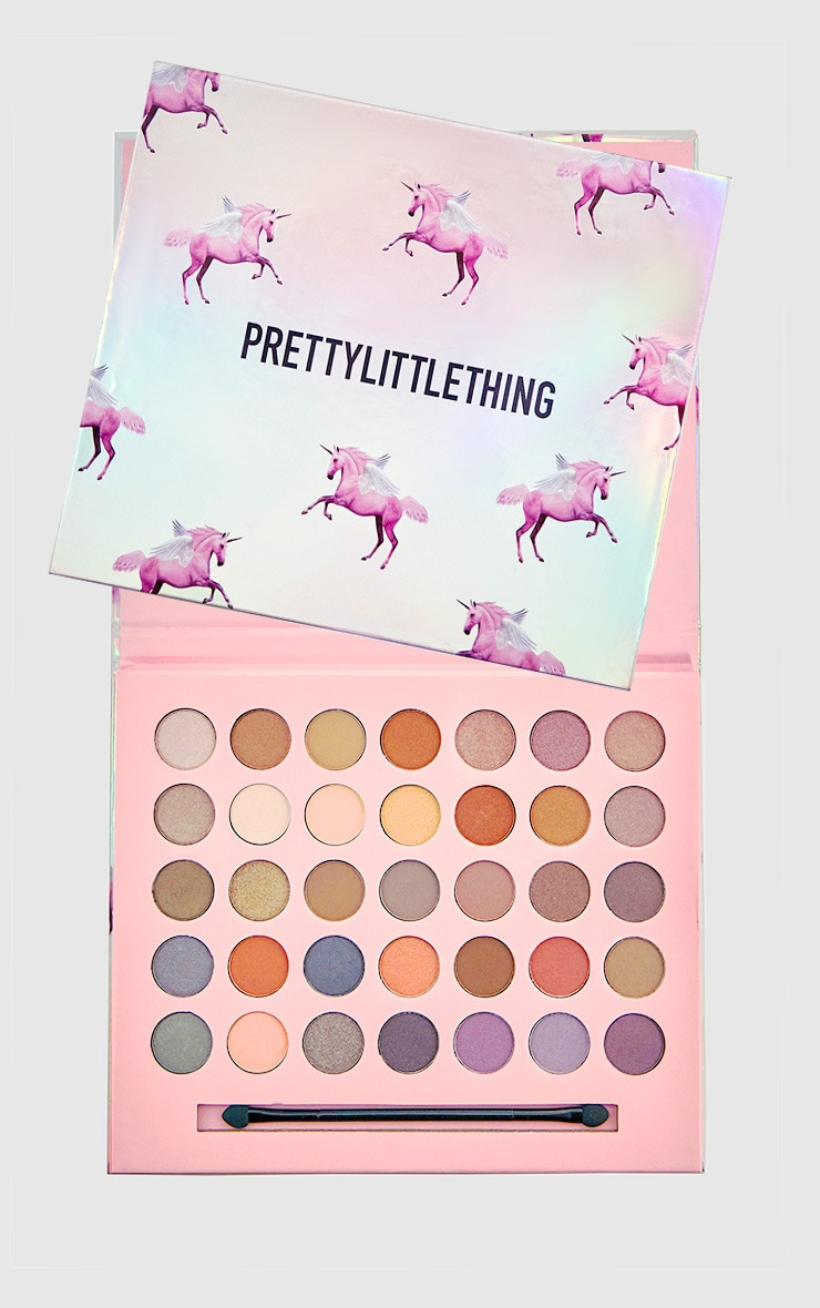 PLT Caught Your Eye 35 Shade Eyeshadow Palette