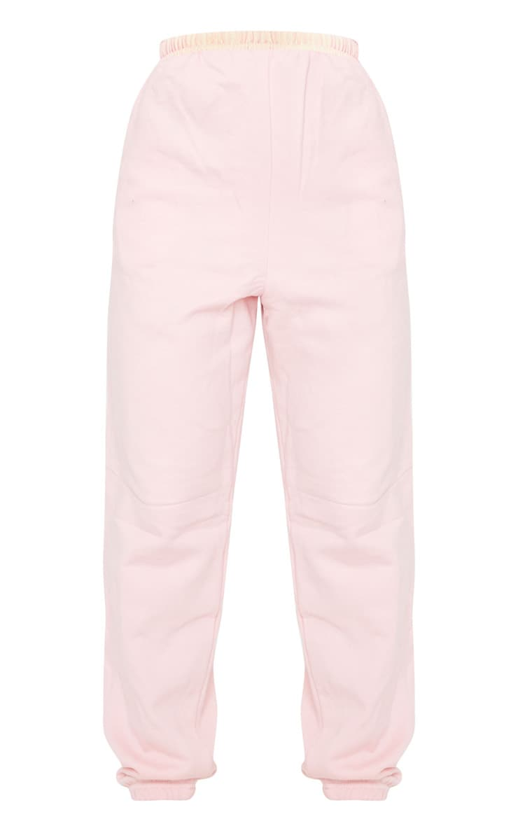 Baby Pink Casual Jogger 5