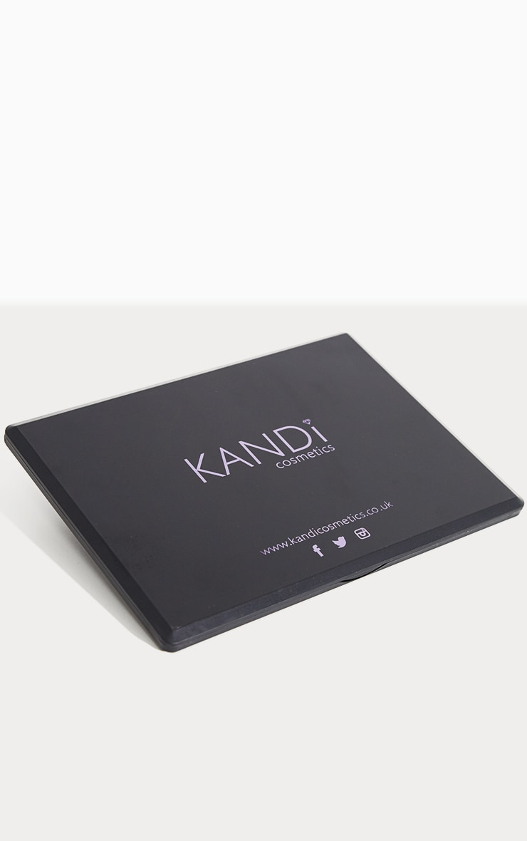 Kandi Cosmetics palette Warm Summer 2