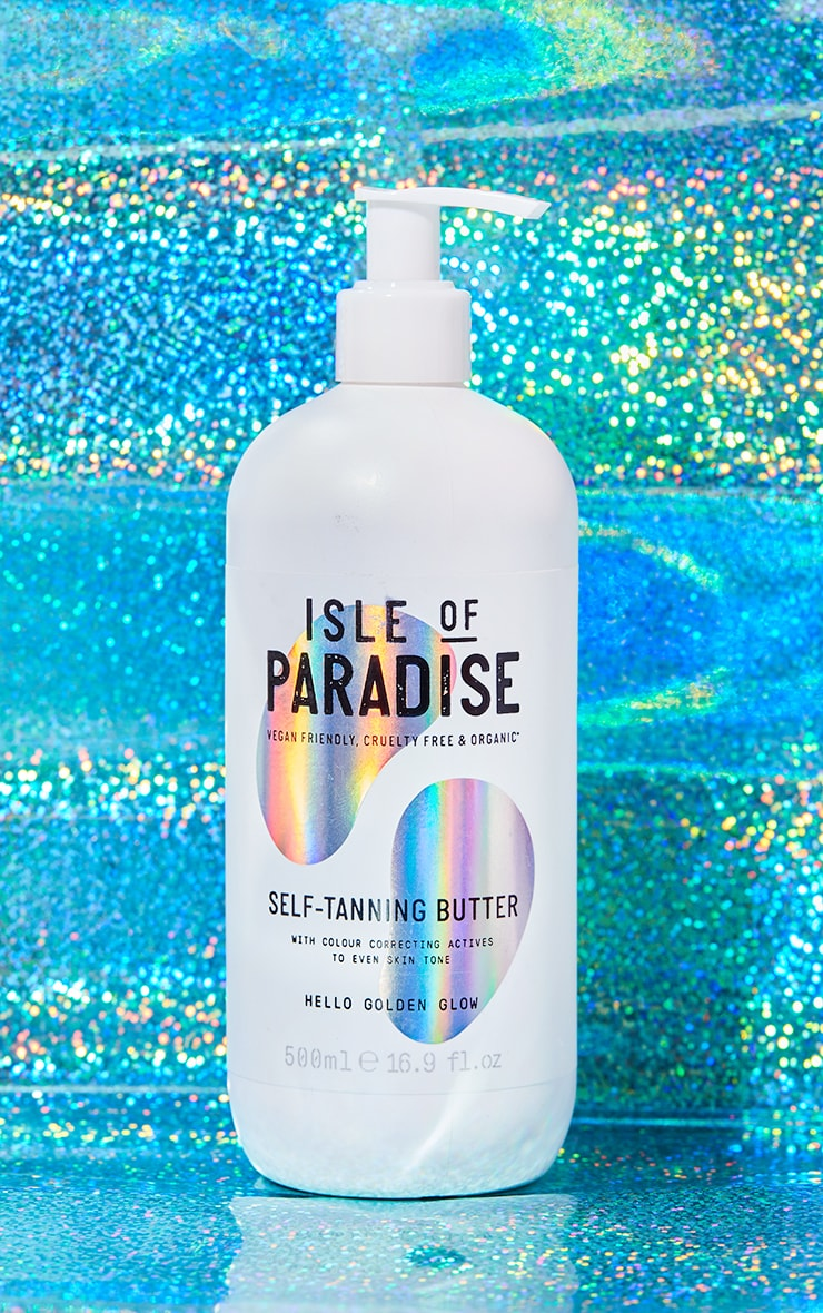 Isle Of Paradise Self-Tanning Body Butter 1