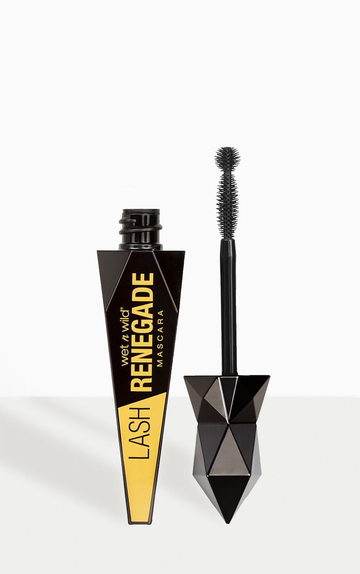 wet n wild Lash Renegade Mascara Brazen Black 1