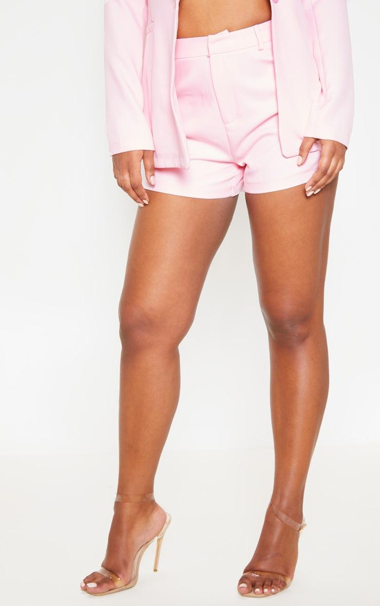 Pink Suit Short 2
