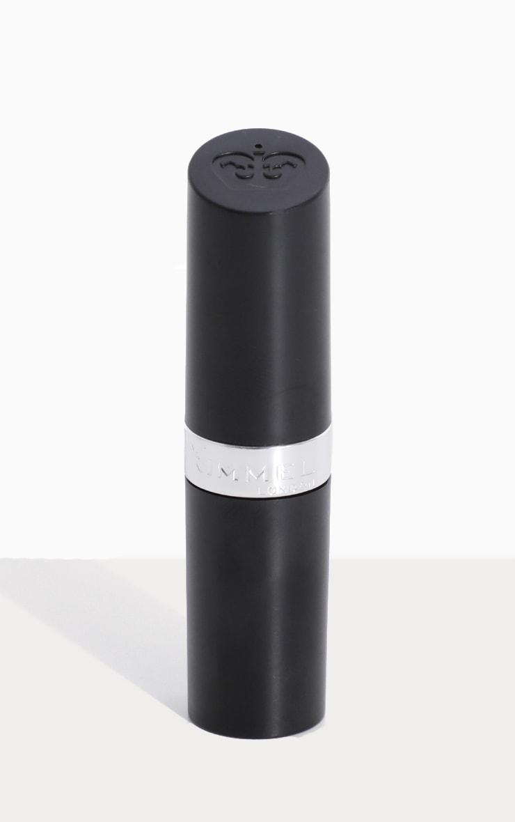 Rimmel Lasting Finish Lipstick Alarm 2