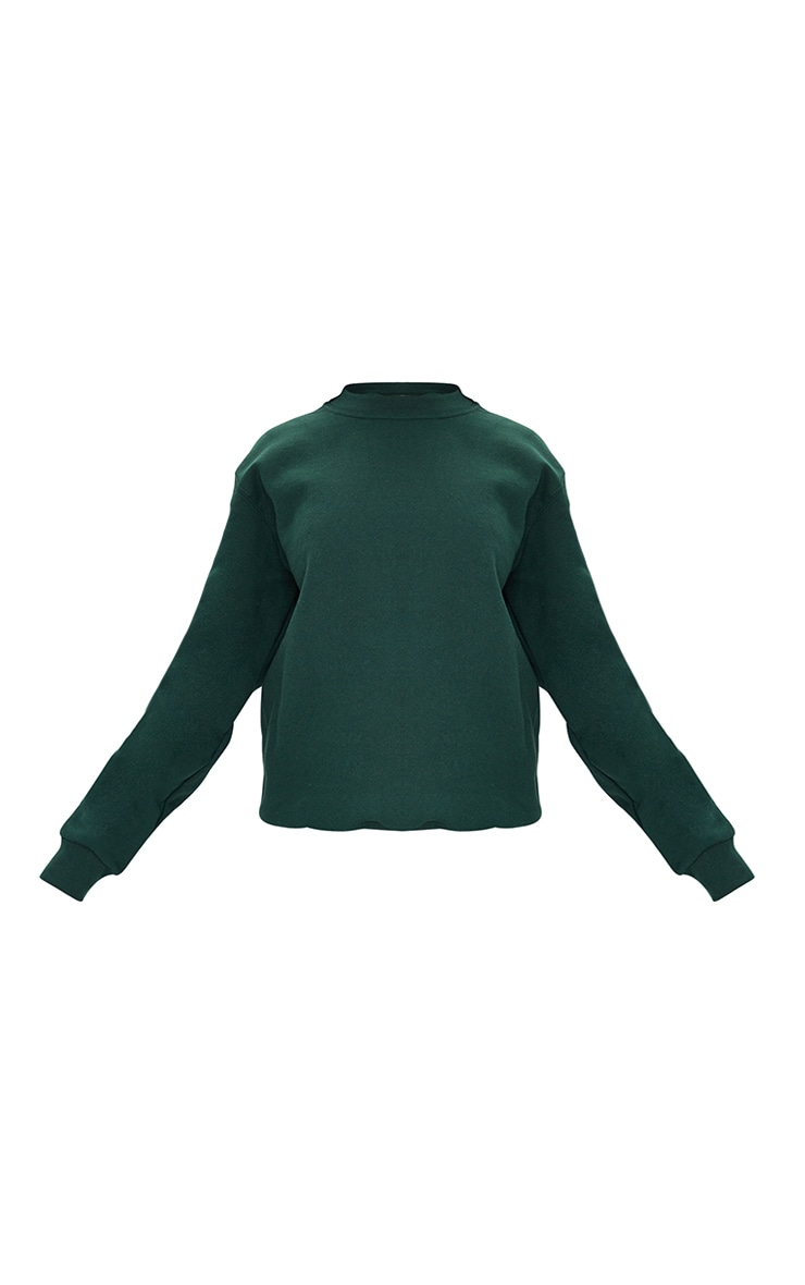 Forest Green Ultimate Oversized Sweater 5
