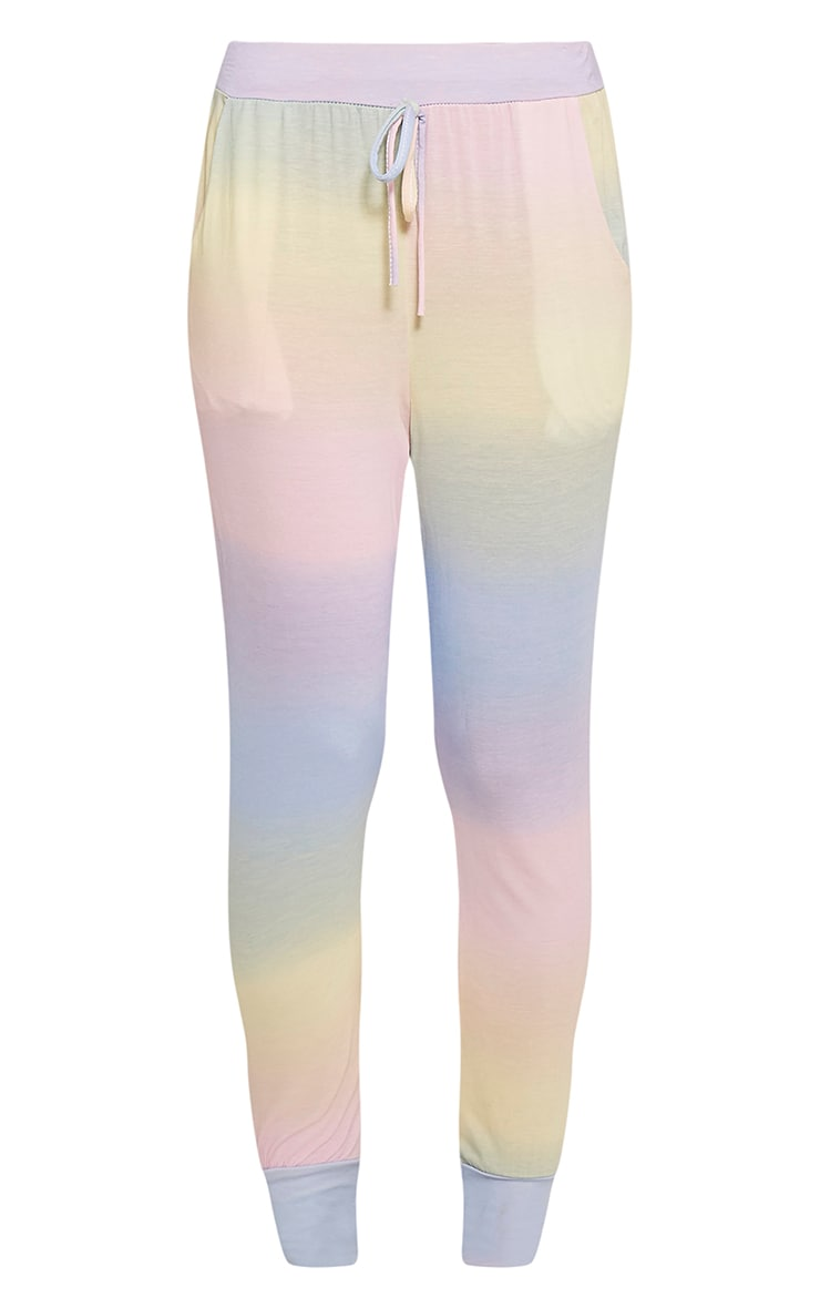 Jaylene Tie Dye Tracksuit Bottoms 4